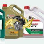 Castrol: подбор масла по авто
