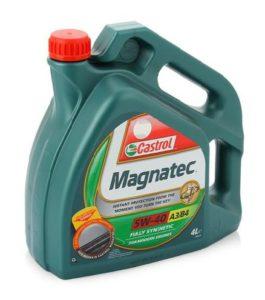 castrol magnatec 5w40