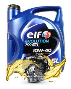 elf evolution 700 sti 10w 40