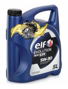elf evolution 900 sxr 5w30