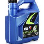 Масло elf evolution sxr 5w30: основные преимущества и технические характеристики