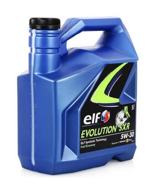 Масло elf evolution sxr 5w30