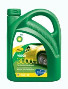 Масло моторное BP Visco 3000 10w 40
